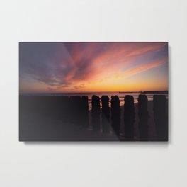 Zeeland, NL Metal Print