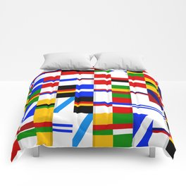 2011 Gold Cup Comforters