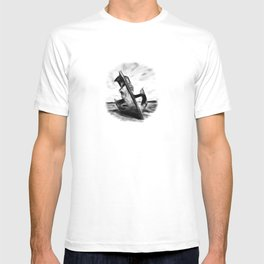 Ghostly Wreck T-shirt