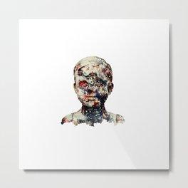 Boy Colour 3 Metal Print