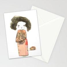 Oriental II Stationery Cards
