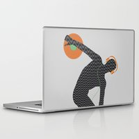 coldplay Laptop & iPad Skins featuring Vinylbolus by Sitchko Igor