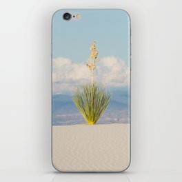 White Sands, No. 3 iPhone Skin