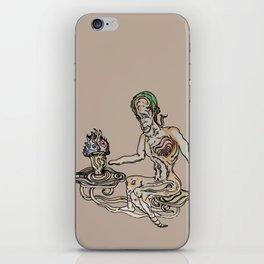 The Grail (v3) iPhone Skin