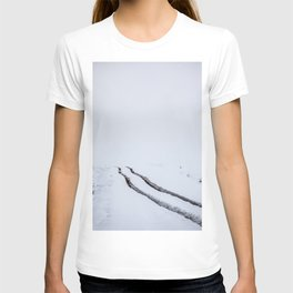 Path to the end of the Earth T-shirt