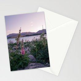 Lake Tekapo, New Zealand Stationery Cards