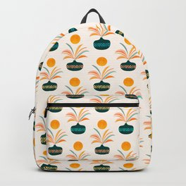 Sunny Tropics Pattern Backpack