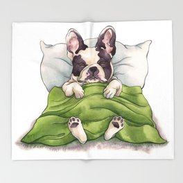 Bubba Sleeping Throw Blanket
