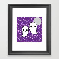 Swaying Spirits Framed Art Print