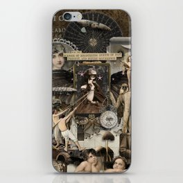 For the Purpose iPhone Skin