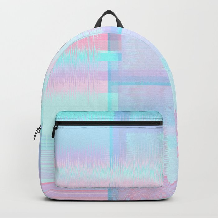 Distorted signal 04 Backpack