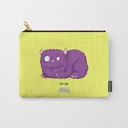 Purr claw Carry-All Pouch
