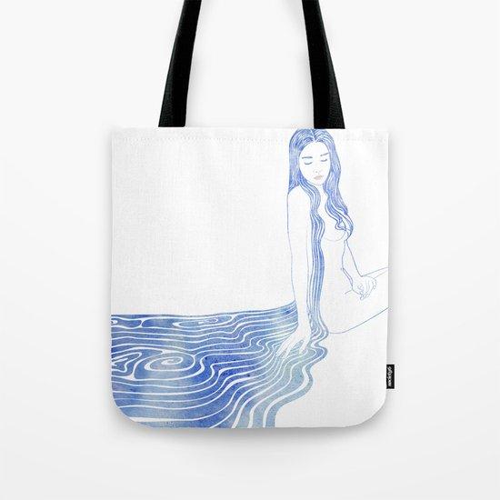 Water Nymph XCV Tote Bag