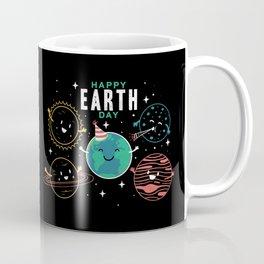 Happy Earth Day Coffee Mug