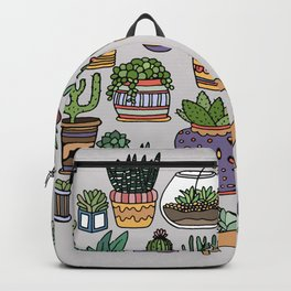 Succulent Party Backpack