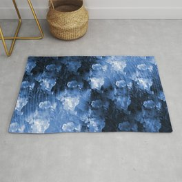 The Sound Barrier in Blue..... Rug