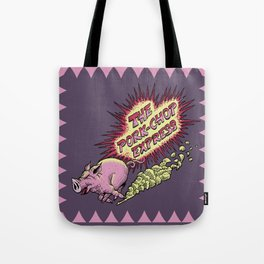 Pork-Chop Express - Big Trouble In Little China Tote Bag