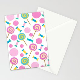 Candy 2 Stationery Cards