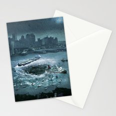The Big Swallow Stationery Cards