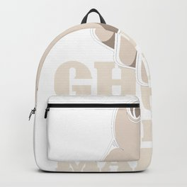 Ghost Afterlives Matter Ghost Ghost Backpack