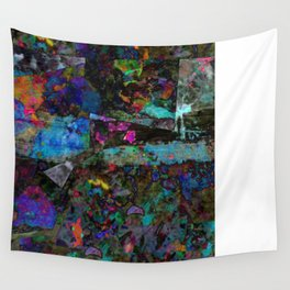 pattern six Wall Tapestry