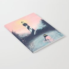 Lighthouse Girl Notebook