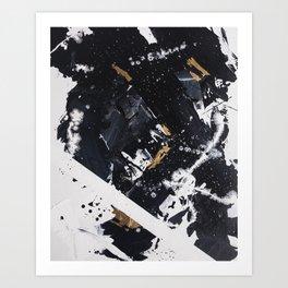 Hurricane Flo Art Print