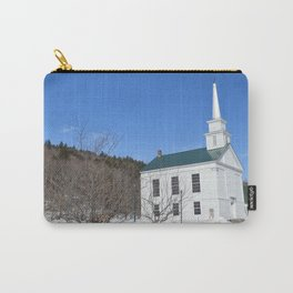 New England Church Carry-All Pouch
