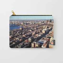Boston from the Top Carry-All Pouch
