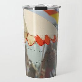 Umbrella~ Beach Series Travel Mug