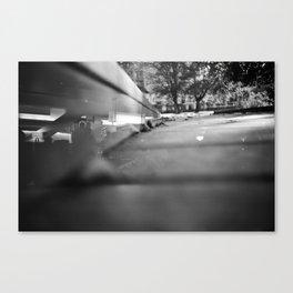 Under the Boardwalk Canvas Print