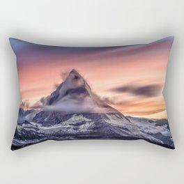 The Peak Rectangular Pillow