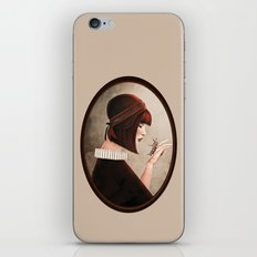 The Monarch iPhone Skin