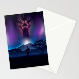Black Panther Heaven Stationery Cards