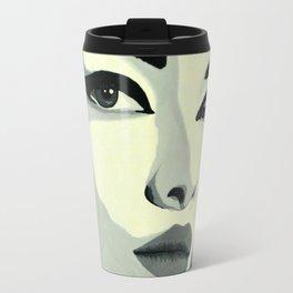 Lady Black Travel Mug