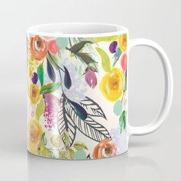 Autumn Blooms V2 Coffee Mug