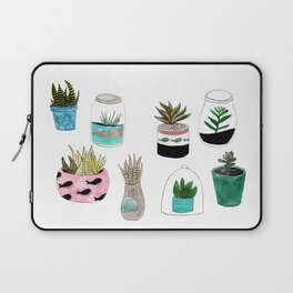 Lovely succulents Laptop Sleeve