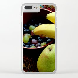 Sweet Things Clear iPhone Case