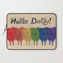 Hello Dolly! Laptop Sleeve
