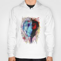 persona Hoodies featuring Persona by DesArte