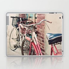 Bicycles Laptop & iPad Skin