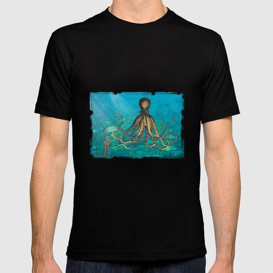 Octopus & The Diver T-shirt