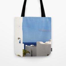 Summer Resort Tote Bag