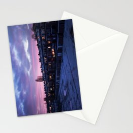 Groningen Sunset, The Netherlands Stationery Cards