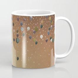 Innumerable wandering balloons Coffee Mug