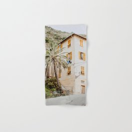 Manarola, Cinque Terre II Hand & Bath Towel