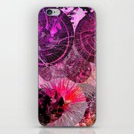 Spinning Around in Circles iPhone Skin