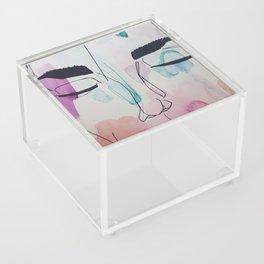 Shut Eye Acrylic Box