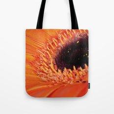Its bloomin' orange Tote Bag