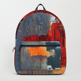 Love Abstract Backpack